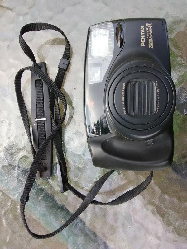 Pentax 35mm film camera $25