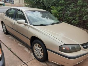 2002 Impala Runs Great for Sale in Fort Collins, CO