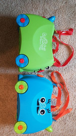 Travel cases for kids for Sale in Tampa, FL