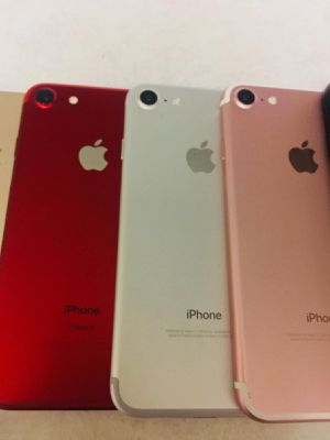 Factory unlocked iPhone 7 for any carrier for Sale in Plano, TX