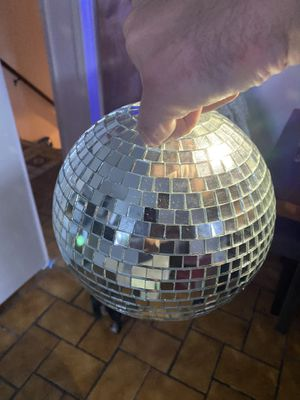 Disco ball for Sale in Bristol, CT