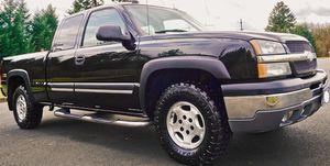 2003 FORD CHEVROLET SILVERADO LT 1500 RUNS GREAT for Sale in Denton, TX