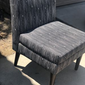 Brand New Charcoal Grey Contemporary Style Accent Chair for Sale in Fowler, CA