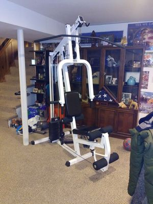 Parabody 250 series steel home gym for Sale in Washington, DC