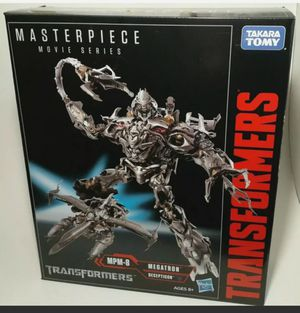 "NEW Megatron Transformers Masterpiece Movie Series 12"" Action Figure MPM-8 for Sale in San Diego, CA"