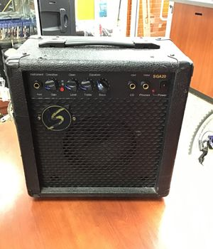 Guitar Amplifier SGA20 for Sale in The Bronx, NY