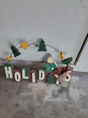 Christmas decoration for Sale in Fontana, CA