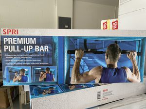 SPRI PREMIUM PULL-UP BARS for Sale in Westchase, FL
