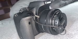 Canon t6i rebel for Sale in Framingham, MA