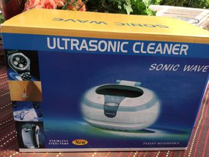 NIB Ultrasonic Cleaner CD-2800 for Sale in Kent, WA
