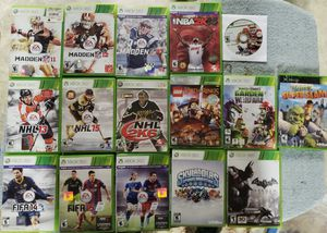 Xbox 360 games for Sale in Magnolia, NJ