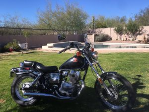 Vintage Motorcycle Honda Rebel 1985 for Sale in Mesa, AZ