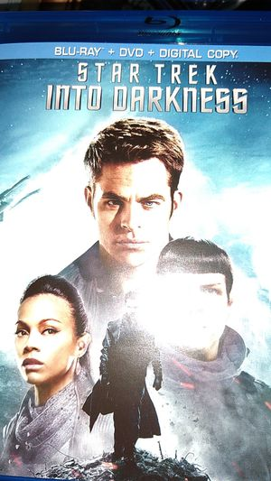 Star Trek Into Darkness Blu Ray Digital Code for Sale in Fall River, MA