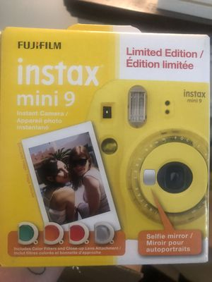 Instax fujifilm for Sale in Lancaster, OH