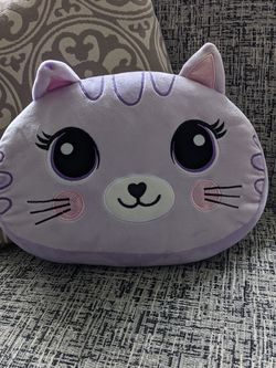 Purple Cat Pillow 🌸 for Sale in Garden Grove,  CA