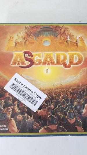 Asgard board game for Sale in Tualatin, OR