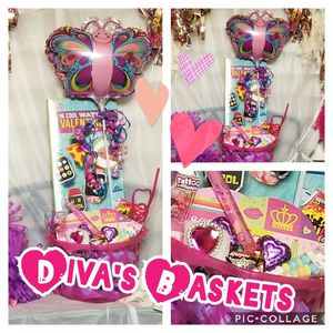 Butterfly Gift Basket for Sale in Laredo, TX