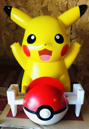 Rare HORI Pokemon Licensed Pikachu Nintendo DSi charging stand for Sale in Orient, OH