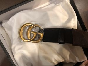 Gucci belt women for Sale in Longton, KS