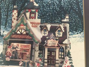 Norman Rockwell collection porcelain toy shoppe. for Sale in Gilbert, AZ