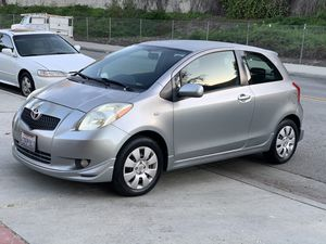 Toyota Yaris 2008 coupe 134k millas título limpio for Sale in Whittier, CA