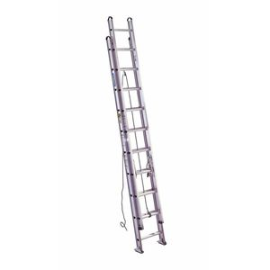 25 foot werner ladder alimum for sale 100 bucks! for Sale in Independence, MO