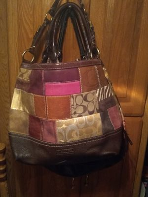 Authentic Coach Purse for Sale in Monroe, LA