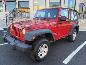 2011 Jeep Wrangler for Sale in South Hackensack, NJ