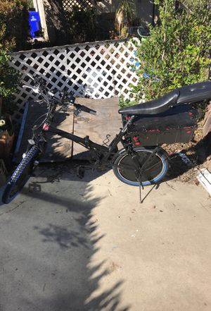 Electric bike bicycle for Sale in San Diego, CA