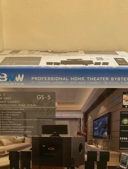 Professional home theater system for Sale in Somerville,  MA