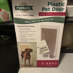 Doggy Door for Sale in Visalia, CA