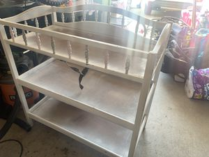 Baby change table for Sale in Livermore, CA