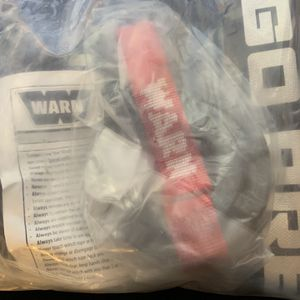 Dodge Ram 2500 Power Wagon Winch Remote, Shackle, Red Warn Hook for Sale in Lawrenceville, GA