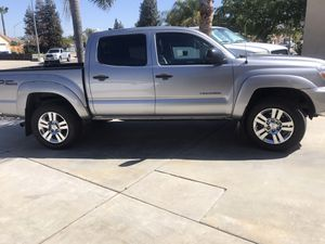 "Toyota Tacoma 18""wheels and tires. for Sale in Kingsburg, CA"