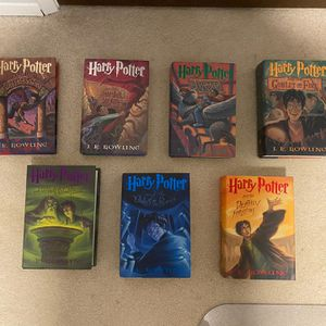 Harry Potter Books 1-7 for Sale in Kirkland, WA
