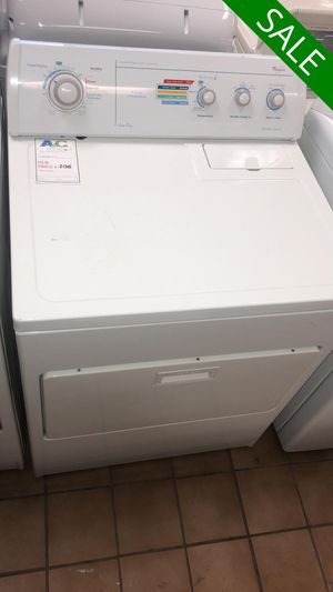 NO CREDIT!! Whirlpool Large Capacity Electric Dryer CONTACT TODAY! #1520 for Sale in Fort Washington, MD