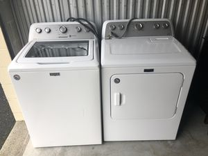 Maytag was her and dryer for Sale in Mechanicsburg, PA