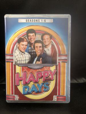 DVD set - Happy Days - seasons 1-6 for Sale in Pomona, CA