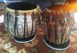 Meinl Tabla Set - Indian Drums/Bongos/Congas for Sale in Orlando, FL