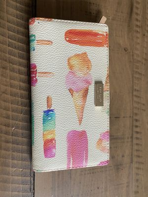 Kate Spade Ice Cream Wallet for Sale in Lathrop, CA