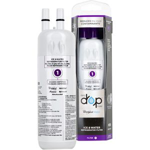 2- Everydrop EDR1RXD1 Refrigerator Water Filter for Sale in Santa Fe, TX