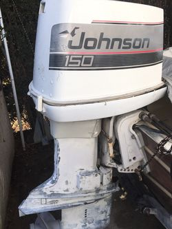 150 hp Johnson Outboard for Sale in San Diego,  CA