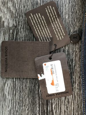 Luxury Raw Demin Jeans for Sale in Yonkers, NY