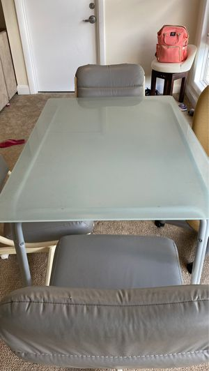 Small table with chairs for Sale in Burlington, MA