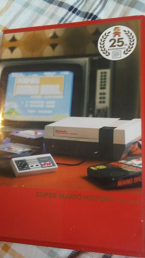 Super Mario history 1985 to 2010 all music for Sale in Grove City, OH