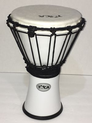 "TOCA Percussion Mini Djembe Hand Drum. 12.5"" Tall. 7"" Diameter Head for Sale in Beaverton, OR"
