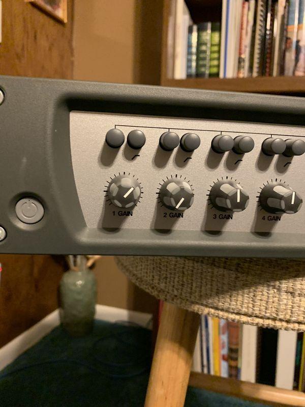 Digidesign Digi 002 Rack With Power Cord