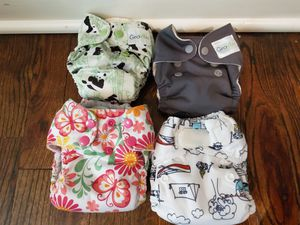 Newborn Cloth Diaper Lot for Sale in Overland Park, KS