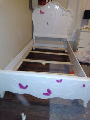 Twin size bed frame for Sale in Temple, TX