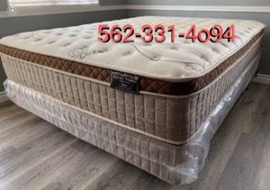 ♦New Queen Organic Style Mattress with Boxspring♦ for Sale in Fresno, CA